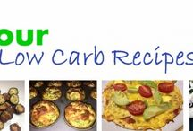 Healthy Low Carb Recipes / Healthy low carb recipes that are super tasty and improves your health and wellbeing.