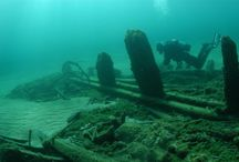 Door County Shipwrecks