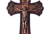Victorian crucifix