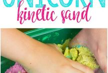 Sand activities