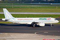 ALITALIA / ALITALIA ITALY'S WORLD AIRLINE