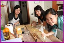 Ravioli / Learn how to make the stuffed ravioli in Italy with a fun cooking class with Mama Isa's Cooking Classes near Venice Italy
