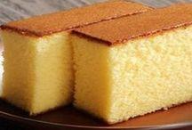 .bolos e pães
