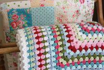Crochet Afgans and Blankets