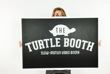 Our Business Chalkboards / Small Business? Big Business? This is a great way to get your name out and advertise!