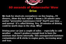 Car Clinic Minute: 60 sec of Watercooler Wow / Short Stories about Cars!  Parents, the Car Clinic Minute is a great way to introduce your kids to #CarCare, #CarSafety & #CarLove.  Share the posts with them and enjoy discussing the nuggets of automotive info gold!  Bobby Likis Car Clinic Service in Pensacola, FL ||  www.CarClinicService.com / by Bobby Likis Car Clinic