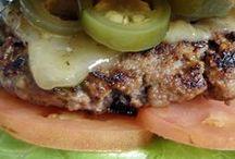 Anburguesas / Hamburguesas