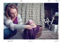 Newborn Shoot Inspiration / by Sofia Kehyaian
