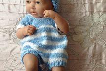 Knitting for reborns