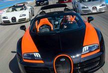 Bugatti Veyron& Camaro