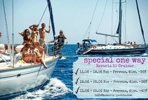 *Super Special ONE WAY offer* sail from Dodecanese to Ionian sea
