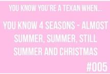 Texan / by izzy mofizzy