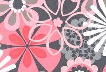 Flower Shower Fabrics