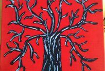 Schilderijen van dora / mijn schilderwerken