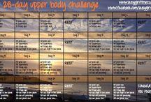 LGF Fitness Challenges