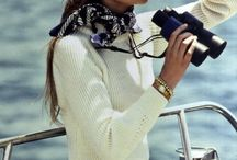 gone sailing look book