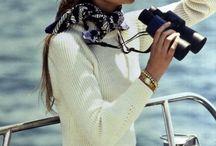 Sailing chic