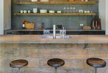 Bancadas de bar