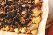 Beef Main Dish Recipes / by Rose Stumbaugh