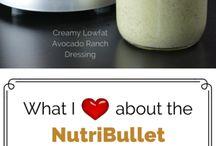 NutriBullet pro ideas & recipes to try