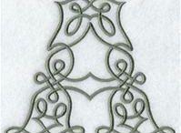 abecedario zentagle