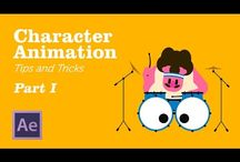 Animation / Vector animation, stop motion,hand drawn animation