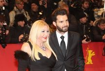 "Berlinale 2015 / Andrea Iervolino and his partner Monika Bacardi attended Berlin Film Festival to present their new project ""In Dubious Battle"" directed by James Franco."