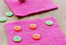Kids Craft / Sewing