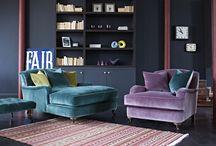 liliac sofa