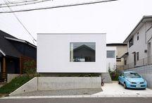 はつが野の家【庭の家】 / 和泉市のはつが野の家。いろいろな庭がある家