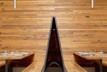 Restaurant display and design