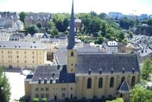 Luxemburgo Adorable / Paisajes medievales adorables....es muy cara y bastante pija