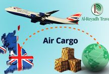 Cargo services - Al-Reyadh Travel Agents LTD / Cheap and reliable online cargo to Middle-East booking services provided by Al-Reyadh Travel Agents LTD
