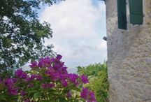 The location / Arachavi, Fourni, Corfu