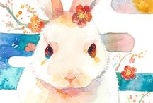 bunnys / by Sydnee Mymko