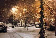 Téli álmok - a saját winter wonderlandem :)