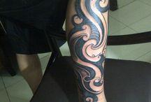 DEWA Tattooist2 / my art work