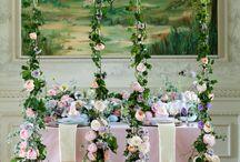 Jolies chaises de mariés / Une sélection des plus belles chaises de mariés pour votre mariage.