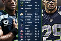 It's a wrap / Seattle Seahawks 2014 season highlights and more / by Seattle Seahawks