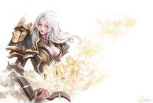 Fantasy character art / Fantasy characters