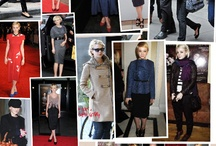 style icon collages / The first step in learning how to shop is discovering who your style icon is