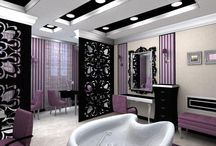Комната для макияжа