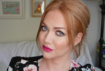 Makeup For Strawberry Blondes // Redheads / Makeup for Strawberry Blonde and Red Heads