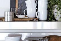 Kitchen Shelf Style