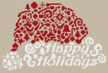 Christmas Cross Stitch & Needlework