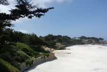 A Portal in Time: Scenes from the book's setting: Carmel, California / Paranormal Mystery set in Carmel-by-the-Sea, on the misty Monterey Peninsula, California. Link to Amazon page http://amzn.to/1I7TzhO