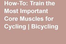 Exercises for biking