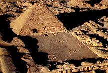 Starożytny egipt / kanon dzieł sztuki