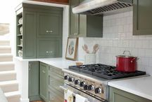 Kitchen / Make believe renovations are the best. / by Brooke Keely