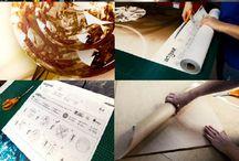 Art Creation / Dokładamy wszelkich starań, aby wychodzące spod naszych rąk dekoracje spełniały wszelkie normy estetyczne oraz jakościowe. Przyjrzyj się dokładnie, jak przebiega proces tworzenia naszych produktów :)